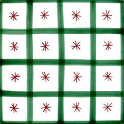 Scozzese Verde Rame 20x20 | Carrelage mural | Giovanni De Maio