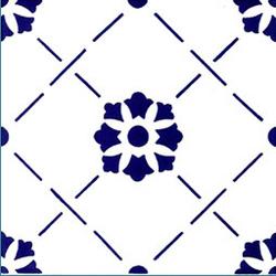 Gina Blu 20x20 | Wall tiles | Giovanni De Maio