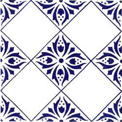 Antonella Blu 20x20 | Wall tiles | Giovanni De Maio