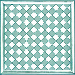 Dado Verde Nilo 20x20 | Wall tiles | Giovanni De Maio