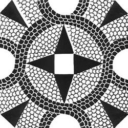 Romano Nero 20x20 | Wall tiles | Giovanni De Maio