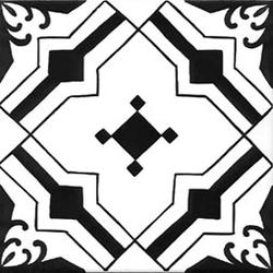 Nice Nero 20x20 | Wall tiles | Giovanni De Maio