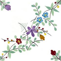 Cinzia 20x20 | Azulejos de pared | Giovanni De Maio