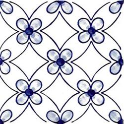 Milena Azzurro 10x10 | Wall tiles | Giovanni De Maio