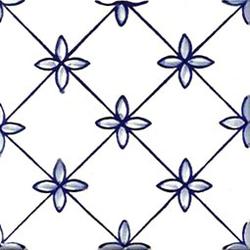 Lidia Azzurro 10x10 | Carrelage mural | Giovanni De Maio
