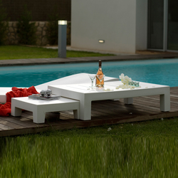 Jut table 120 | Tables basses de jardin | Vondom