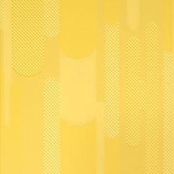 Ritmo Geometria giallo 20x33.3 | Wall tiles | Iris Ceramica