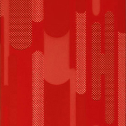 Ritmo Geometria rosso 20x33.3 | Wall tiles | Iris Ceramica