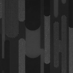 Ritmo Geometria nero 20x33.3 | Wall tiles | Iris Ceramica