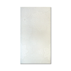 Deco Alae Blanco 31x59.5 | Wall tiles | Ceracasa