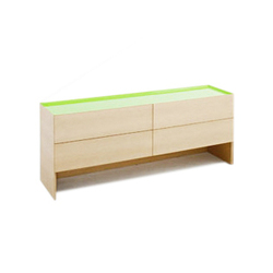 F.U. Dresser 4 drawer | Sideboards | Dune