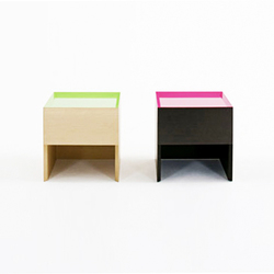 F.U. Side table | Nachttische | Dune