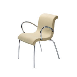 Vlag Chair | Visitors chairs / Side chairs | Lensvelt