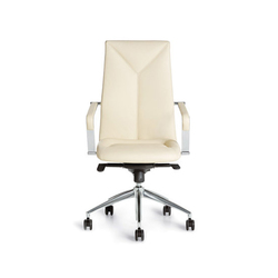 Moon Leather | Executive chairs | FREZZA