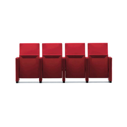 Prima | Auditorium seating | Dynamobel
