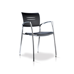Zas | Visitors chairs / Side chairs | Dynamobel