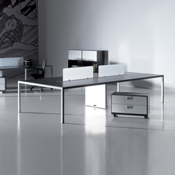 Neta | Desking systems | Dynamobel