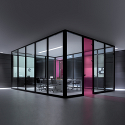 Partition M92 | Wall partition systems | Dynamobel