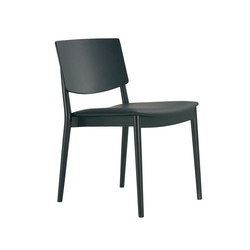 Happy SI 0377 | Visitors chairs / Side chairs | Andreu World