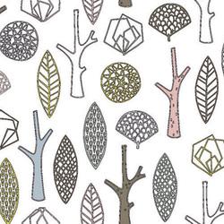 Forest 2700   Curtain fabrics   Svensson Markspelle