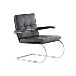 D5A Ruegenberg lounge chair | Sillones lounge | TECTA