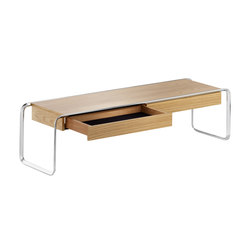 K2B Oblique-Coffee table | Lounge tables | TECTA