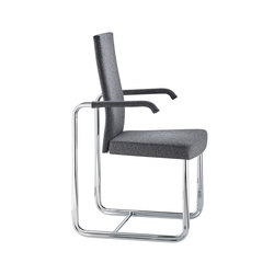 D25-1P Cantilever chair | Visitors chairs / Side chairs | TECTA