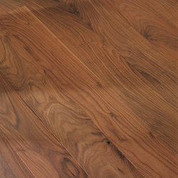WALNUT USA sanded | natural oil | Suelos de madera | mafi