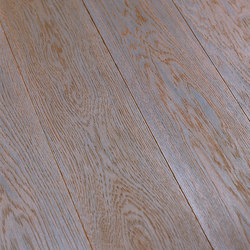 Nero OAK Vulcano brushed | white oil | Wood flooring | mafi