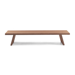 Groove bench | Waiting area benches | PORRO