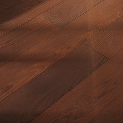 ASH Vulcano Dark brushed | natural oil | Wood flooring | mafi