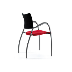 Kena | Visitors chairs / Side chairs | Dynamobel