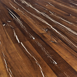 Tiger OAK white brushed | natural oil | Sols en bois | mafi