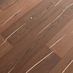 Coral OAK Vulcano white brushed | natural oil | Wood flooring | mafi