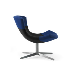Jet Lounge Chair | Fauteuils d'attente | +Halle