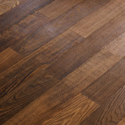 OAK Vulcanino brushed | natural oil | Sols en bois | mafi