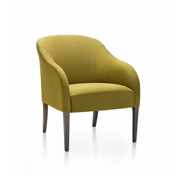 Amati | AML201 | Lounge chairs | Fornasarig