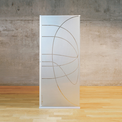 Vision wall | Space dividers | SENAB