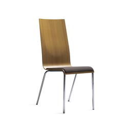 Saga | Visitors chairs / Side chairs | Mitab