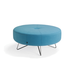 Button Big | Pouf | Mitab