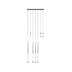 adeco wiredress ceiling coat hanger | Ceiling mounted coat racks | adeco