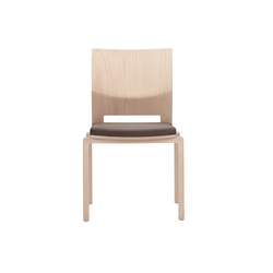 window 3412 | Visitors chairs / Side chairs | Brunner