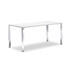 client rectangular table | Cafeteria tables | Wiesner-Hager