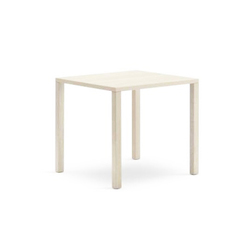 client square table | Mesas contract | Wiesner-Hager