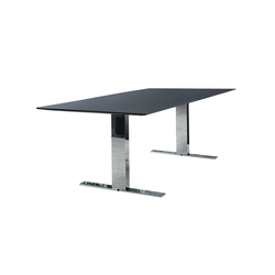Exec-V table | Executive desks | Walter Knoll