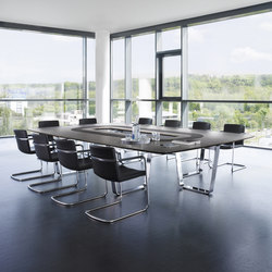 Tune conference table | Tavoli contract | RENZ