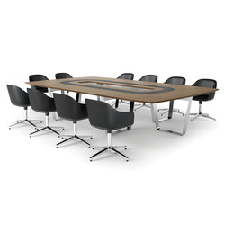 Tune conference table | Conference tables | RENZ