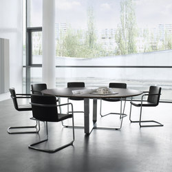 Tune meeting table | Mesas de reuniones | RENZ