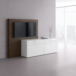 Tune media sideboard | Multimedia sideboards | RENZ