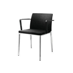 Ceno 361/6 | Visitors chairs / Side chairs | Wilkhahn